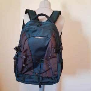 Samsonite Backpack Laptop Rucksack neu ohne Etikett