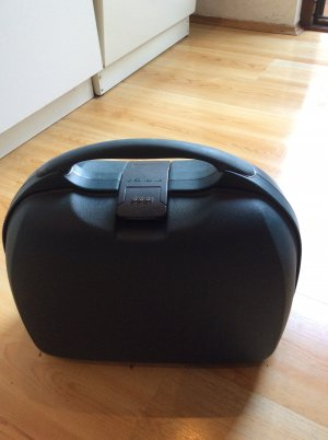 Samsonite Beauty Case / Hartschalenkoffer Kosmetik grün