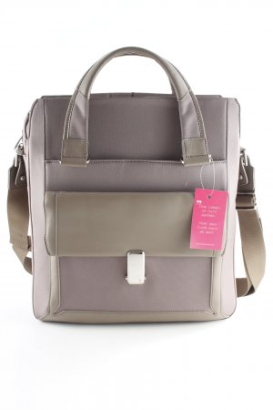 Samsonite Notebooktasche beige Business-Look