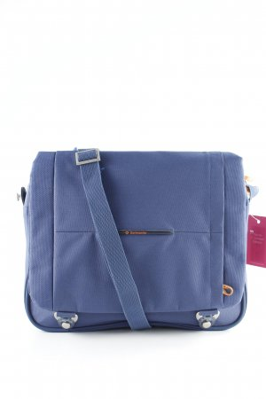 Samsonite Notebooktasche blau Casual-Look
