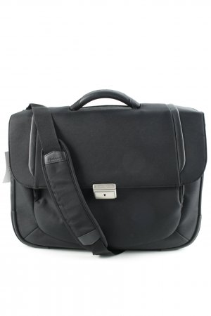 Samsonite Notebooktasche schwarz Business-Look
