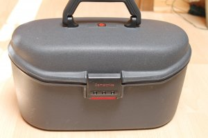 Samsonite Oyster Splash Beauty Case