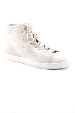 Samsonite Schnürschuhe beige-weiß Casual-Look