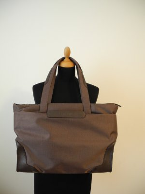 Samsonite Borsa pc marrone-grigio