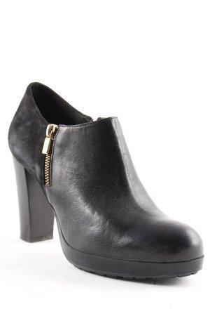 Samsonite Stiefeletten schwarz schlichter Stil