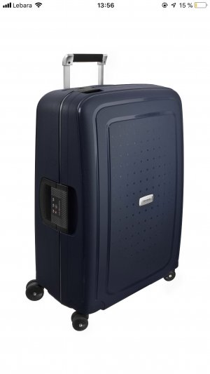 Samsonite Trolley zwart