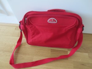 Samsonite Laptop bag neon red