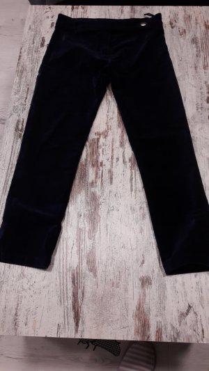 100% Fashion 7/8-broek blauw