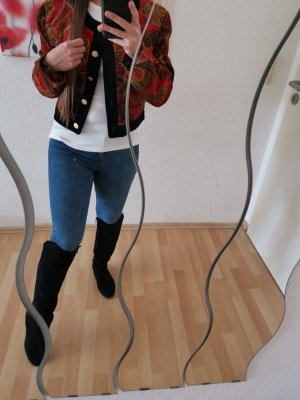 Samt Jacke von Betty Barclay, Vintage Style, Must Have, Blogger Jacke
