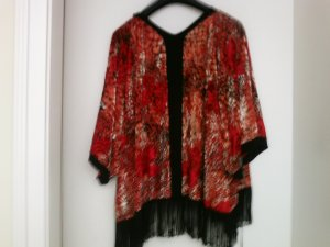 Samt -Kimono von Miss Selfridge