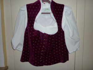 Hammerschmid Traditional Camisole purple-raspberry-red