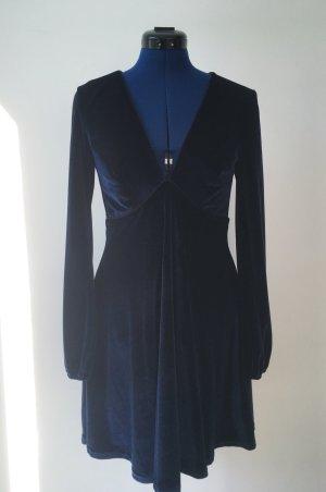 Asos Mini-jurk donkerblauw-zwart