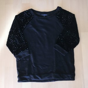 Samt-Pailletten-Sweater von French Connection