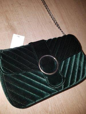 Samt Tasche