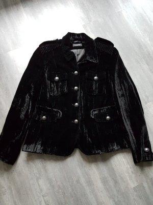 Apanage Korte blazer zwart