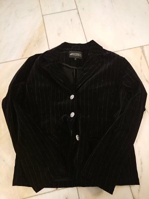 Authentic Tweed Blazer black