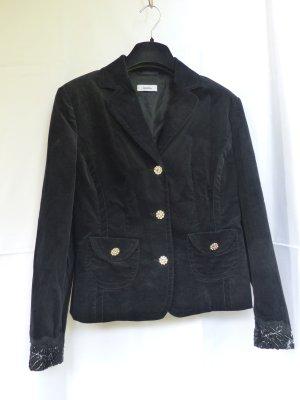 Lecomte Tailcoat black textile fiber