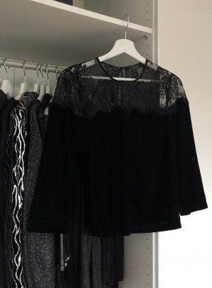 Hallhuber Blouse black