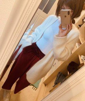 Culotte rouge carmin