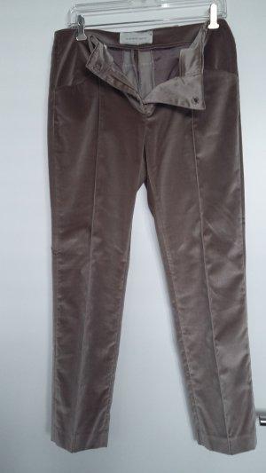 Thomas Rath Pantalón elástico taupe tejido mezclado