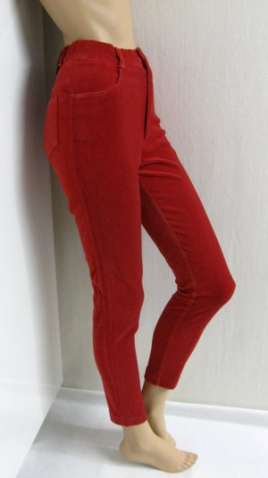 Samthose, stretch, Gr. 36(34)