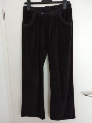 Blue Motion Jersey Pants black