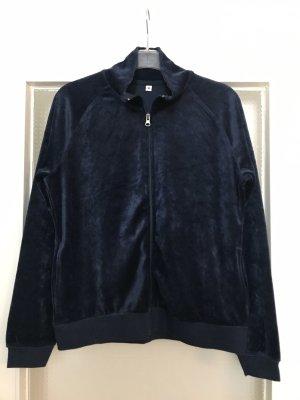 Sweat Jacket dark blue