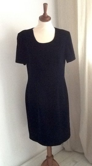 Vera Mont Midi Dress dark blue