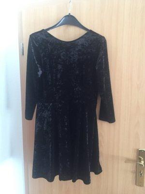 Topshop Robe Babydoll noir polyester