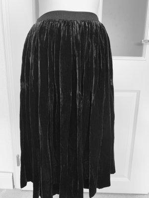 Samsøe & samsøe Pleated Skirt dark blue