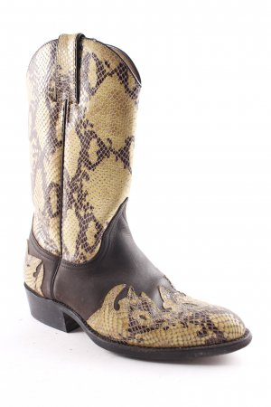 Sancho Desert Boots Animalmuster Country-Look