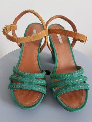 Sandalatten Geox wie neu Gr.38