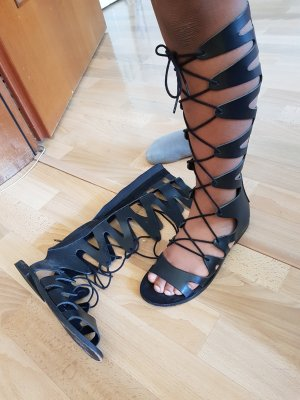 New Look Sandale d'extérieur noir