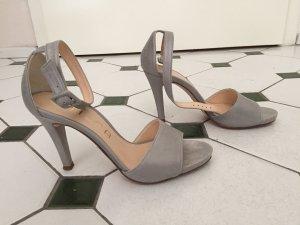 Sandale, Echtleder