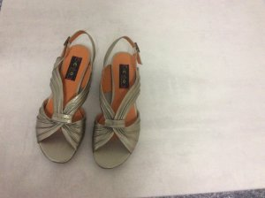 Everybody Comfort Sandals sand brown leather