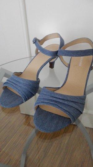 Sandale in Jeansoptik Graceland Gr.38