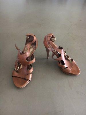 Bata Romeinse sandalen bruin