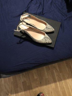 Primark Clog Sandals light grey-white