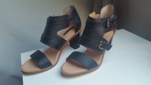 Sandale mit Lackabsatz von H&M