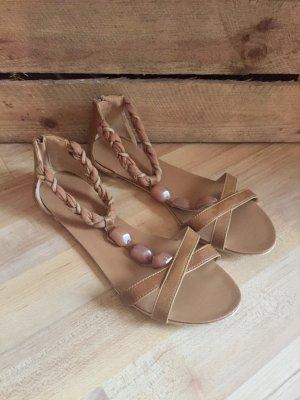 Sandale Riemchensandale