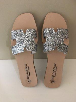 Sandalo Dianette argento