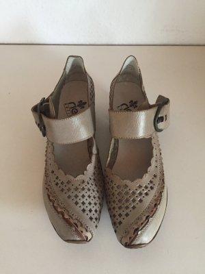 Sandale von Rieker Gr. 39
