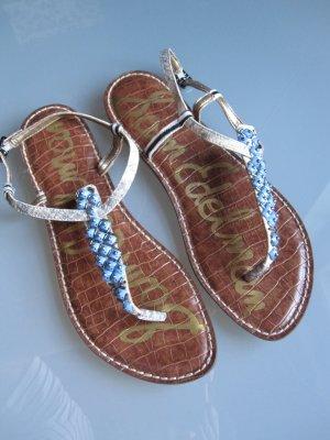 Sandale von Sam Edelman Zehentrenner echt Leder