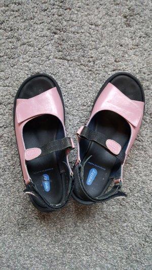 Wolky Platform Sandals mauve