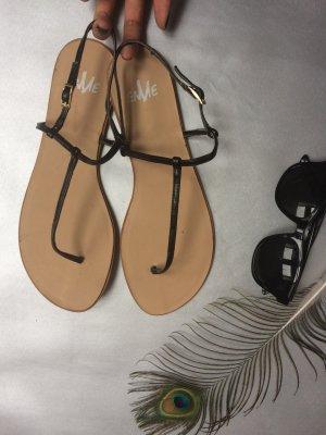Sandale, Zehentrenner in Größe 40