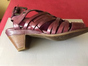 5th Avenue Sandalo con cinturino e tacco alto viola