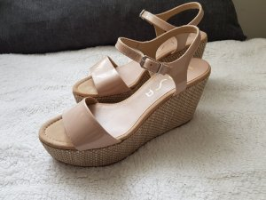 Unisa Wedge Sandals multicolored