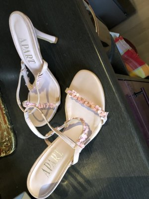Apart Strapped Sandals light pink-pink