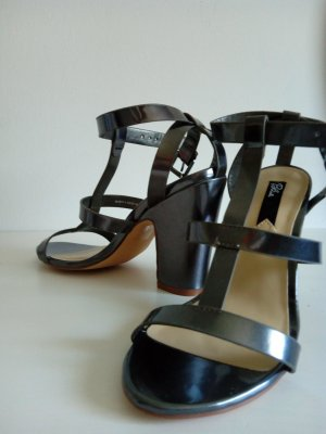 Blink Strapped Sandals silver-colored