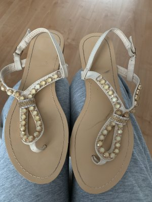 SDS Strapped Sandals cream